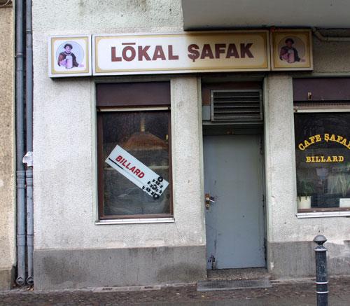 Cafe-safak