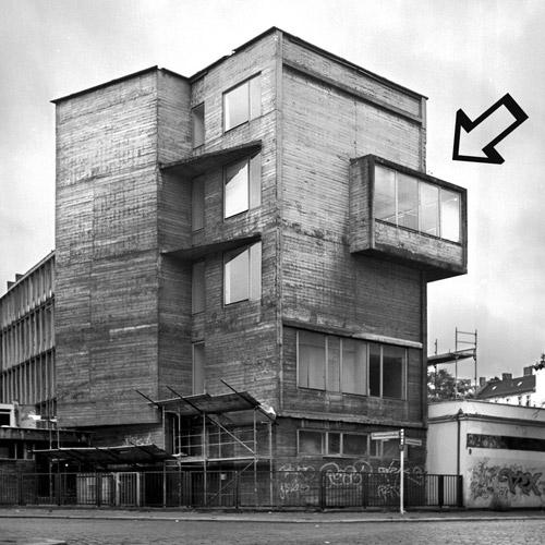 Redaktion & Gestaltung sitzt in der ehemaligen Druckmaschinenfabrik »ExRotaprint« in Berlin-Wedding.